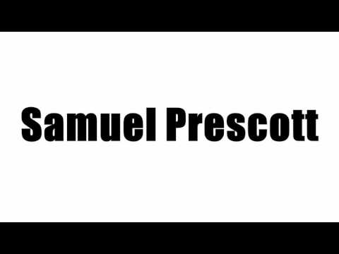 Samuel Prescott