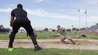 2019 Offseason College Football Workout | Neon Fitness | Calling My Spirits -Kodak Black Video