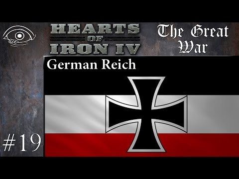 HoI4 - The Great War(1910) - Germany - 19