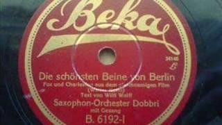 """Charleston from Berlin: """"Die schönsten Beine von Berlin"""""""