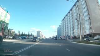 Авария с мотоциклистом. Эксклюзив НОЯБРЬСК 24