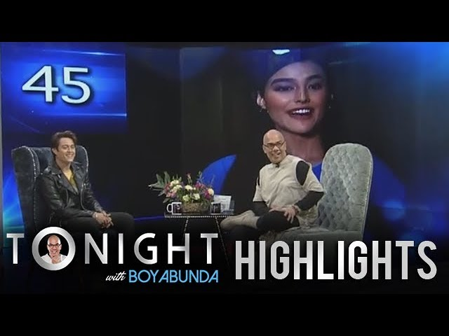 TWBA: Liza Soberano takes on 5 in 45