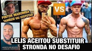 LELIS VS TOGURO - NOVO DESAFIO GROWTH  e PINTOR MAROMBA também deve fazer parte do Projeto !!