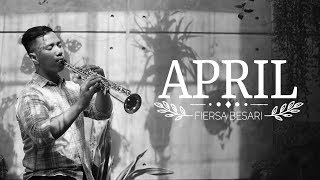 April - Fiersa Besari (Saxophone Cover by Desmond Amos)
