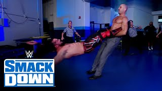 Cesaro takes a Swing at Seth Rollins' WrestleMania challenge: SmackDown, March 26, 2021