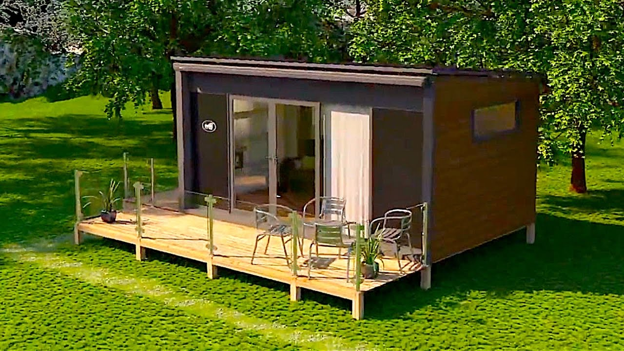 3 Next-Level Granny Pods You'll Want to Live In