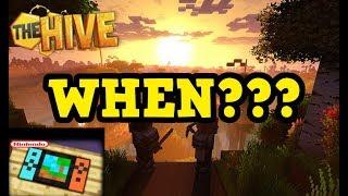 WHEN Are Minecraft Switch, Update Aquatic & Super Duper Coming?