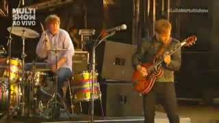 The Black Keys Lollapalooza - Same Old Thing