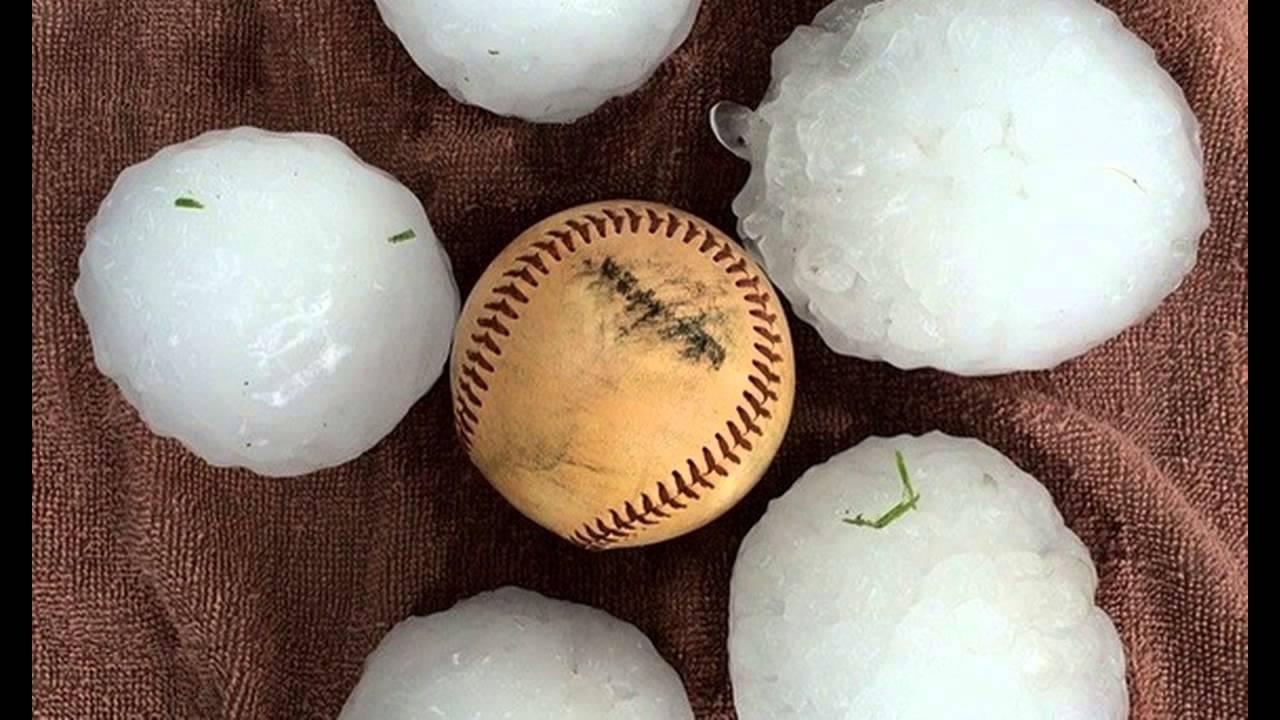 Softball-Size Hail Damages Oklahoma City Homes : Covenant Companion