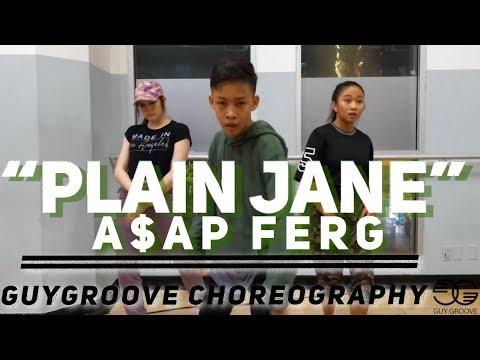 """Plain Jane"" | @asapferg | @GuyGroove Choreography"