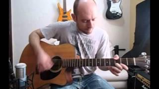 Iris (Goo Goo Dolls) - Acoustic Guitar Solo Cover - Violão Fingerstyle