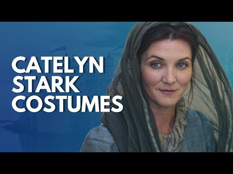 🐺 Catelyn Stark Game Of Thrones Costumes