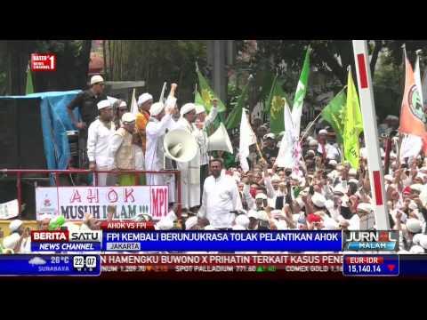 Ahok: FPI Tidak Pantas di Indonesia Mp3