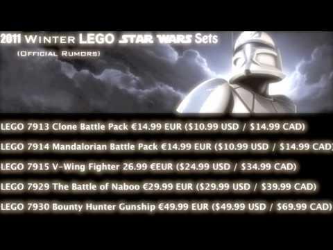 new 2012 lego star wars sets. enjoy.