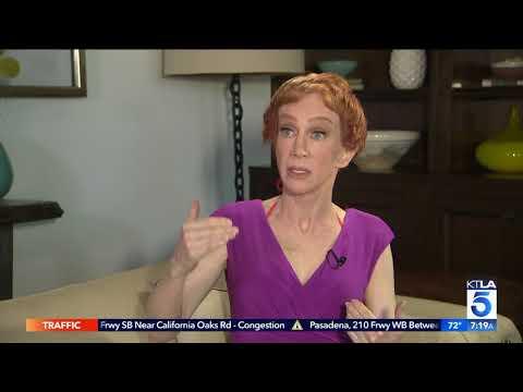 KTLA Exclusive: Kathy Griffin On Her Return To TV