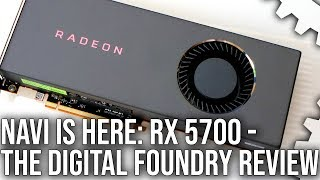 AMD Navi RX 5700 Review: Can It Beat Nvidia RTX 2060 and 2060 Super?