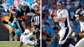 Best of Cam Newton & Peyton Manning Mic'd Up | Sound FX | NFL Films