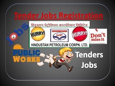 Public Sector Tenders || HPCL Tenders || Jobs & Works