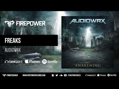 Audiowrx - Freaks [Firepower Records - Dubstep]