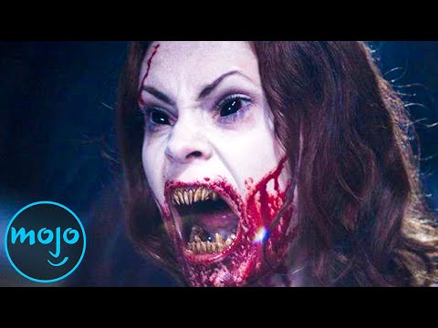 Top 10 Most Terrifying Deaths in Paranormal Movies
