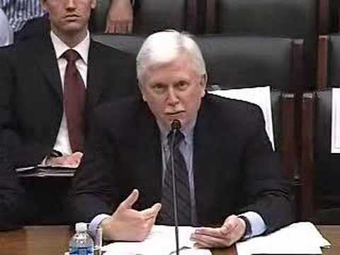 Testimony on the Clean Technology Fund