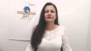 """VIZIONI DITA BOTËRORE"" OCT. 4, 2014 (World Vision Day) Albanian Language"