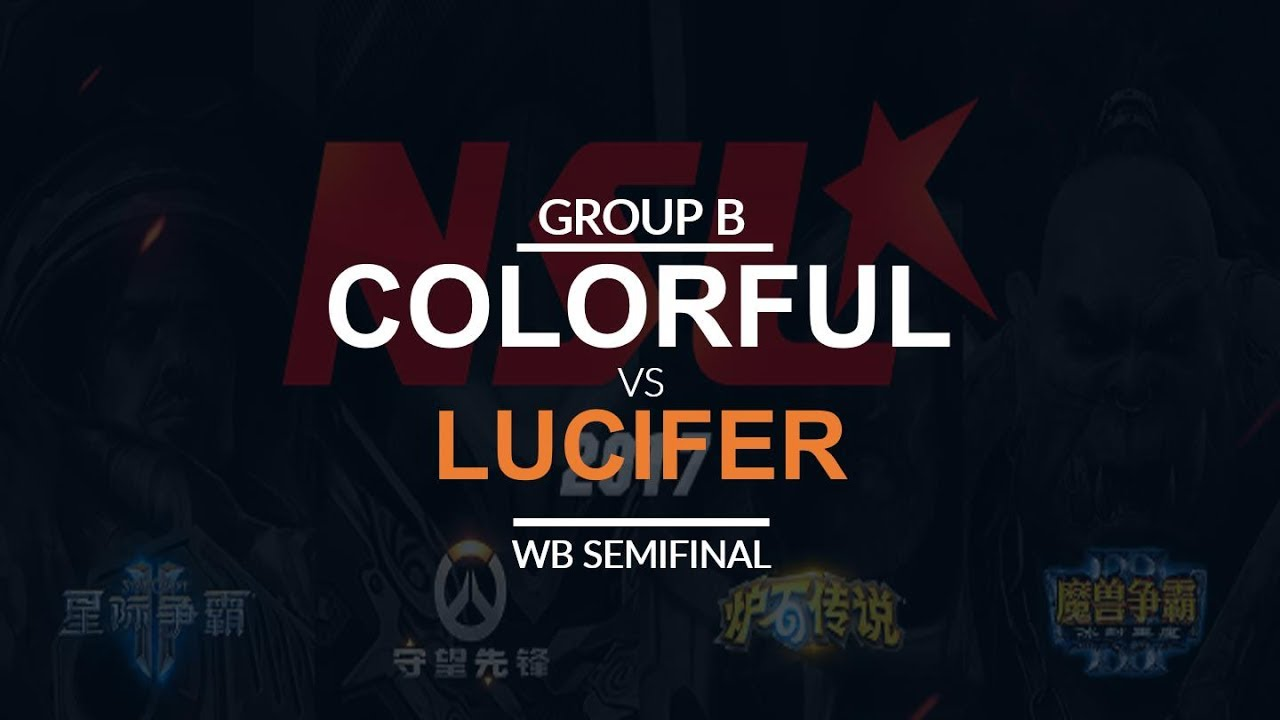 Ver NSL 4 – WB SF (Group B): [N] Colorful vs. Lucifer [U] en Español