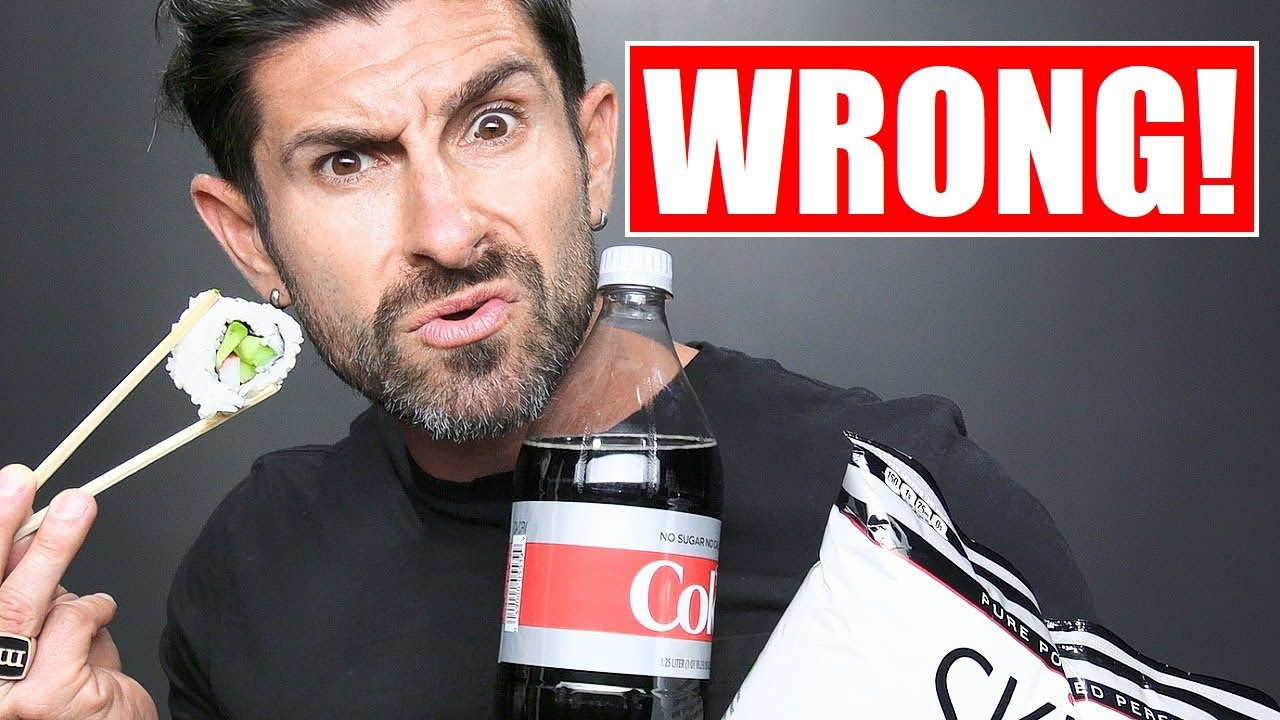 """10 Foods You THINK Are """"Healthy""""... WRONG!"""