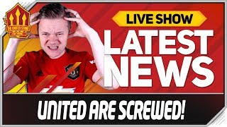 Solskjaer Rant! Goldbridge Man Utd News