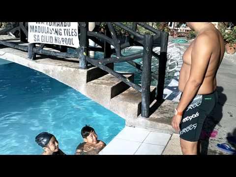 Cavite Sailfish Swimming Club Summer Clinic