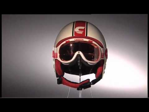 Carrera Vintage Helmets Goggles And Sunglasses Collection