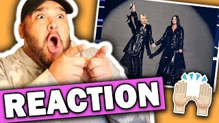 Christina Aguilera ft. Demi Lovato - Fall In Line (Billboard Music Awards 2018 Performance) REACTION