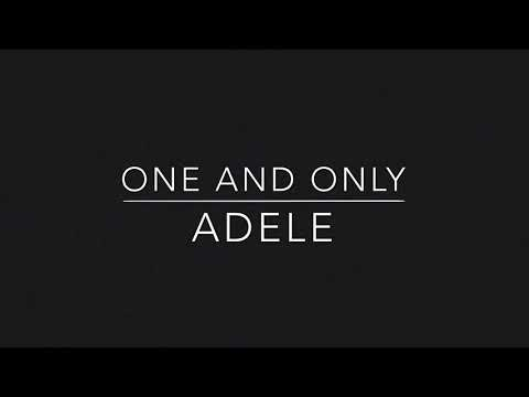 One and Only- Adele Covered by Emma Papeil and Juliette Mockler