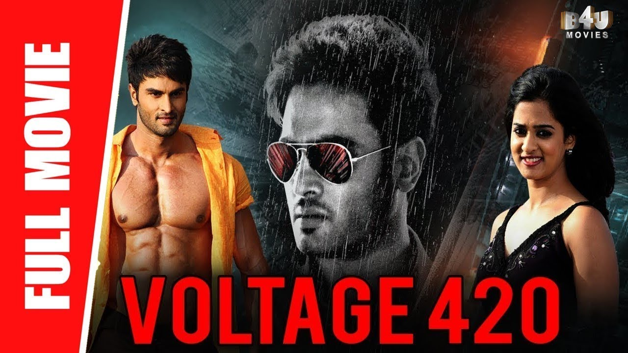 Voltage 420 - New Full Hindi Dubbed Movie | Sudheer Babu, Nanditha Raj, Posani | Full HD