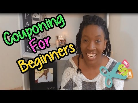 Couponing For Beginners Part