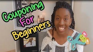 Couponing For Beginners! Part 1