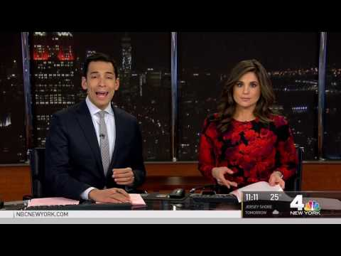 WNBC News 4 New York at 11pm Montage 3/10/17