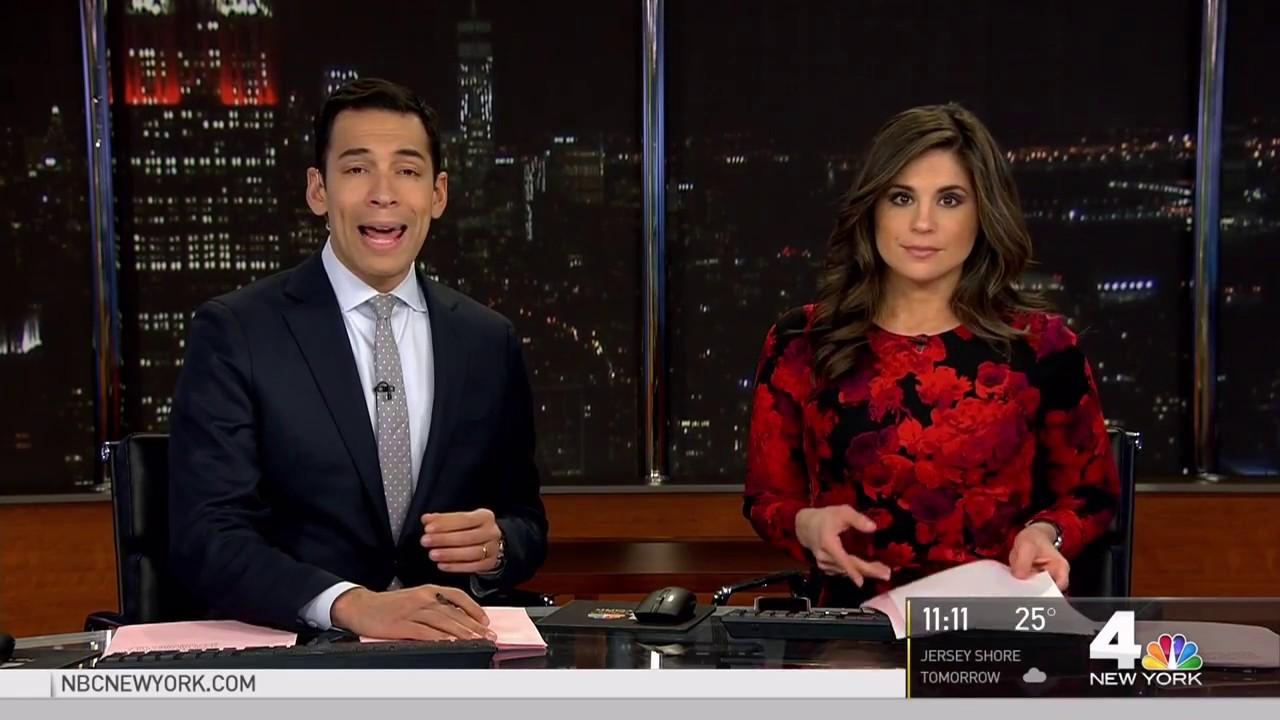 WNBC News 4 New York at 11pm Montage 3/10/17