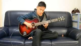 (Jason Mraz) I'm Yours- CC Cheung fingerstyle guitar (Hong Kong Guitar)