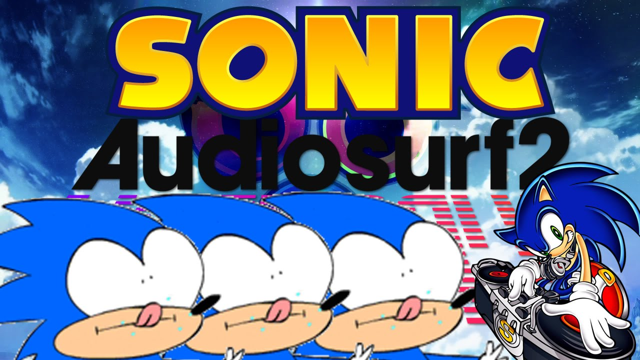 Download SonicAudioSurf 2 - SONIC BOOM FULL MEDLEY