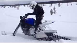 Gixxer 1000 snowbike