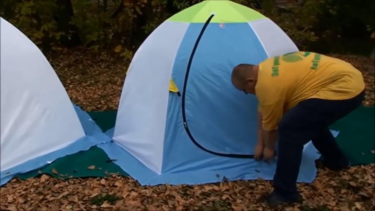 Компактный мини зонт в футляре - YouTube