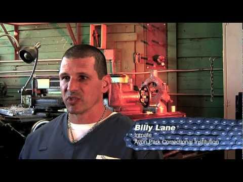 Billy Lane Prison Air Force Bike Build