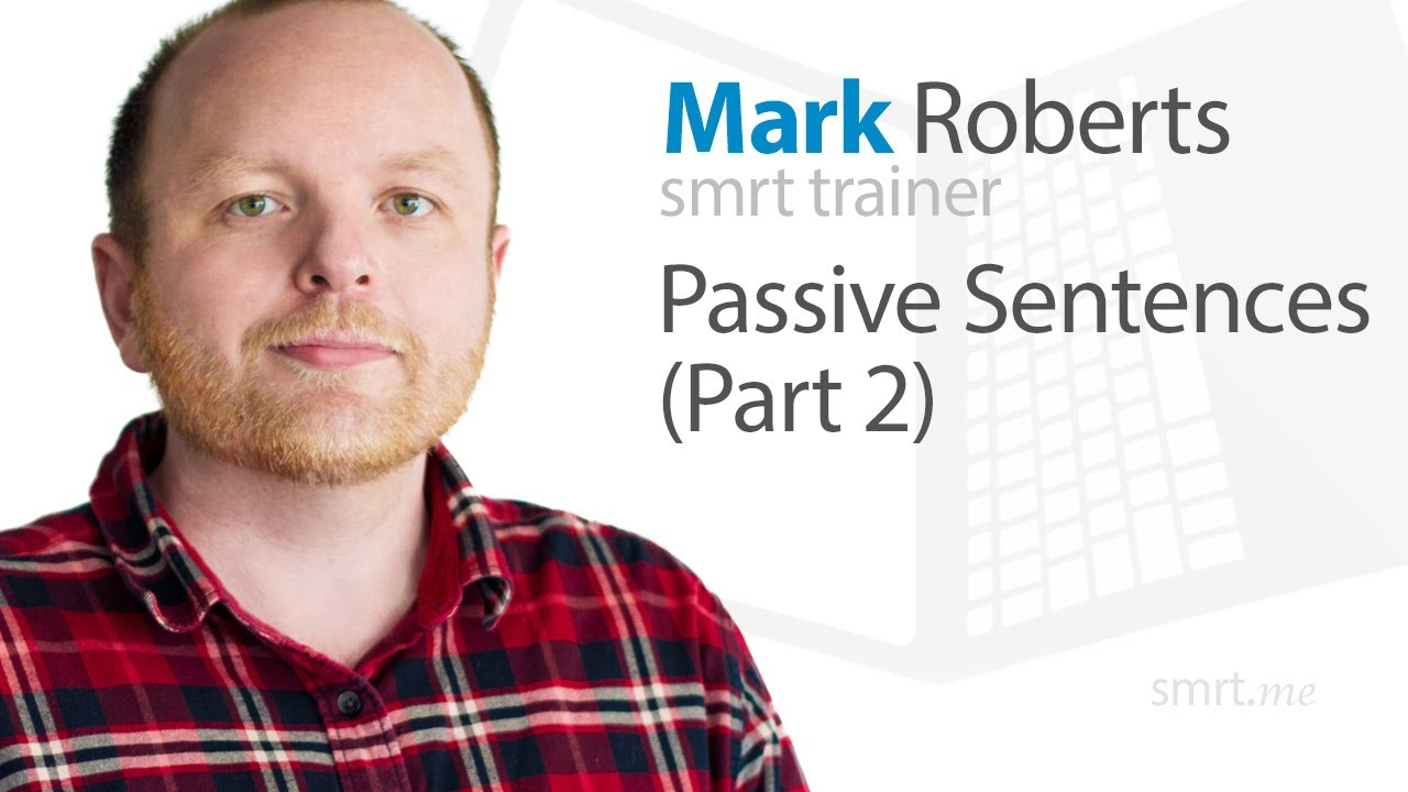 Passive Sentences (Part 2)