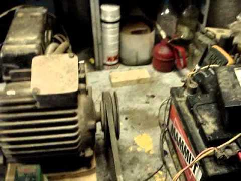 Стенд проверки генераторов