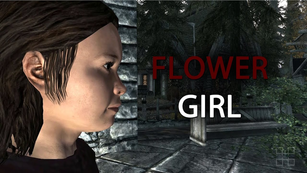 flower girls skyrim