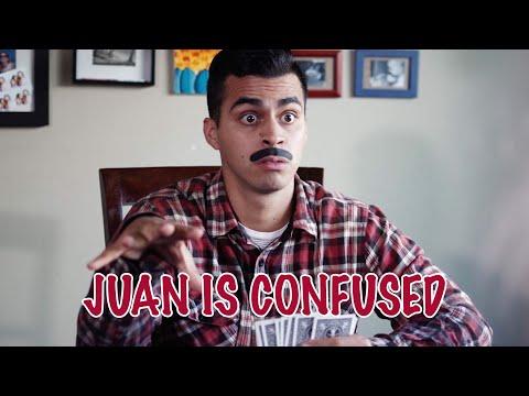 JUAN IS CONFUSED | David Lopez