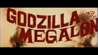 Godzilla vs. Megalon [International Titles]