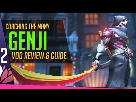 Overwatch: Genji Guide - Coaching the Many [P2]