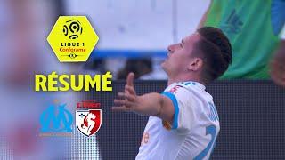 Olympique de Marseille - LOSC ( 5-1 ) - Résumé - (OM - LOSC) / 2017-18